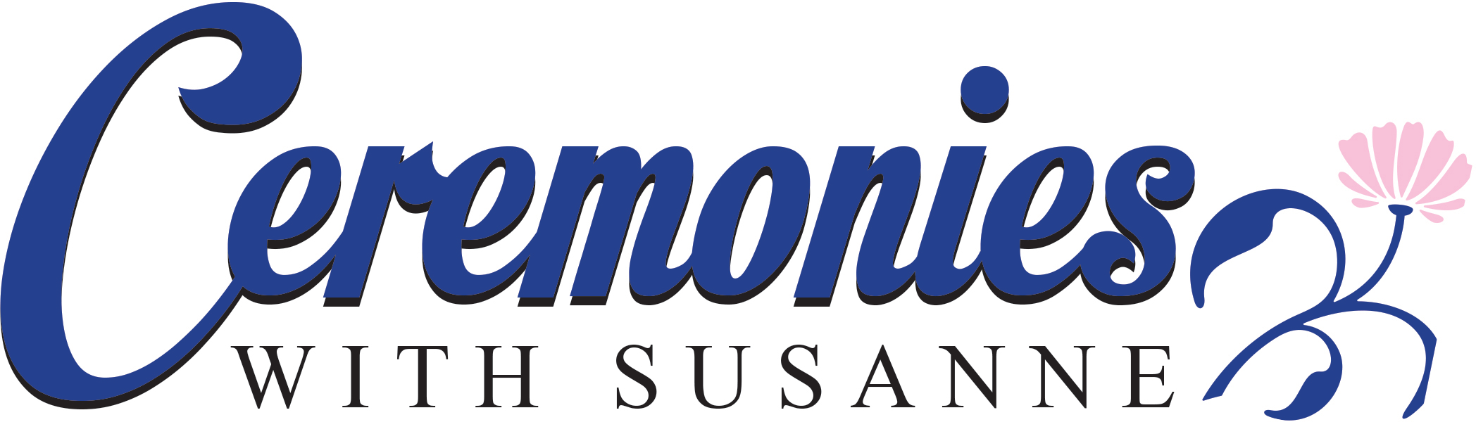 Ceremonies with Susanne logo